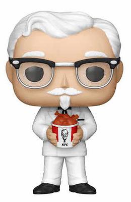Einfach und sicher online bestellen: KFC POP! Colonel Sanders in Österreich kaufen.