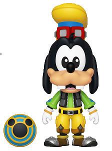 Einfach und sicher online bestellen: Kingdom Hearts 3 5 Star Vinyl Goofy in Österreich kaufen.