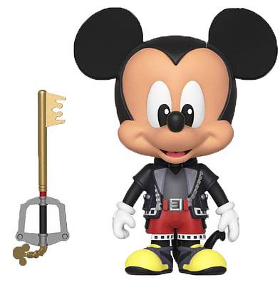 Einfach und sicher online bestellen: Kingdom Hearts 3 5 Star Vinyl Mikey in Österreich kaufen.