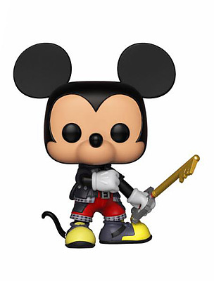 Einfach und sicher online bestellen: Kingdom Hearts 3 POP! Vinyl Mickey in Österreich kaufen.
