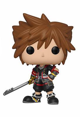 Einfach und sicher online bestellen: Kingdom Hearts 3 POP! Vinyl Sora in Österreich kaufen.