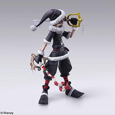 Einfach und sicher online bestellen: Kingdom Hearts Actionfigur Sora Christmas Town in Österreich kaufen.
