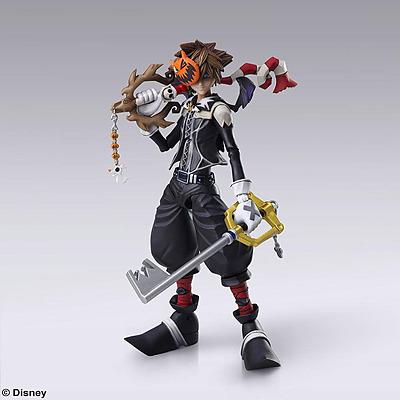 Einfach und sicher online bestellen: Kingdom Hearts Actionfigur Sora Halloween Town in Österreich kaufen.