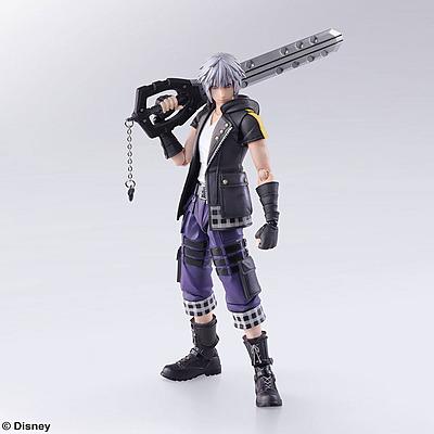 Einfach und sicher online bestellen: Kingdom Hearts 3 Actionfigur Riku in Österreich kaufen.