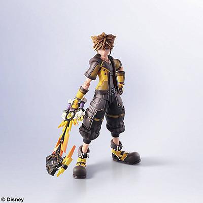 Einfach und sicher online bestellen: Kingdom Hearts 3 Actionfigur Sora Guardian in Österreich kaufen.