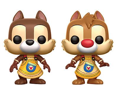 Einfach und sicher online bestellen: Kingdom Hearts POP! Vinyl Figuren Chip & Dale in Österreich kaufen.