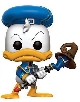Einfach und sicher online bestellen: Kingdom Hearts POP! Vinyl Figur Donald in Österreich kaufen.
