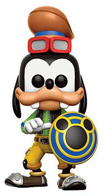 Einfach und sicher online bestellen: Kingdom Hearts POP! Vinyl Figur Goofy in Österreich kaufen.