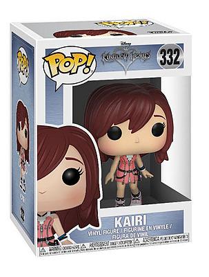Einfach und sicher online bestellen: Kingdom Hearts POP! Vinyl Figur Kairi in Österreich kaufen.