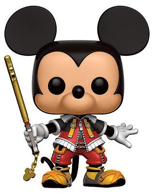 Einfach und sicher online bestellen: Kingdom Hearts POP! Vinyl Figur Mickey in Österreich kaufen.