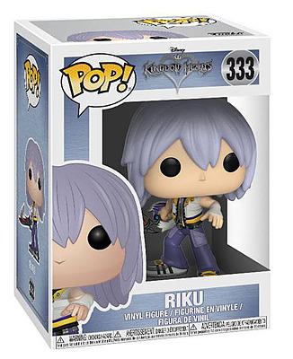 Einfach und sicher online bestellen: Kingdom Hearts POP! Vinyl Figur Riku in Österreich kaufen.