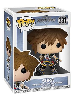 Einfach und sicher online bestellen: Kingdom Hearts POP! Vinyl Figur Sora in Österreich kaufen.