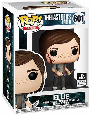Einfach und sicher online bestellen: The Last of Us POP! Vinyl Ellie in Österreich kaufen.
