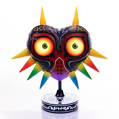 Einfach und sicher online bestellen: The Legend of Zelda Statue Majoras Maske CE in Österreich kaufen.