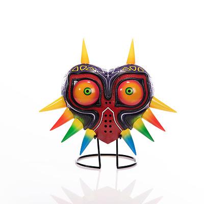 Einfach und sicher online bestellen: The Legend of Zelda Statue Majoras Maske in Österreich kaufen.