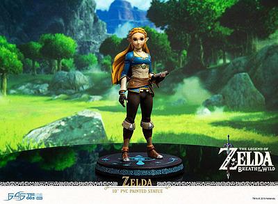 Einfach und sicher online bestellen: Legend of Zelda Breath of the Wild Zelda Statue in Österreich kaufen.
