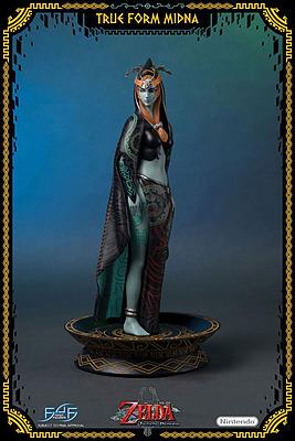Einfach und sicher online bestellen: The Legend of Zelda Twilight Princess Statue Midna in Österreich kaufen.