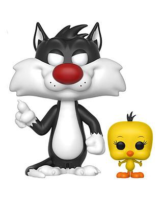 Einfach und sicher online bestellen: Looney Tunes POP! Vinyl Sylvester & Tweety in Österreich kaufen.