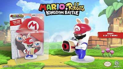 Einfach und sicher online bestellen: Mario + Rabbids Kingdom Battle Figur Mario 8cm in Österreich kaufen.