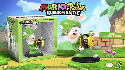 Einfach und sicher online bestellen: Mario + Rabbids Kingdom Battle Figur Rabbid Luigi in Österreich kaufen.