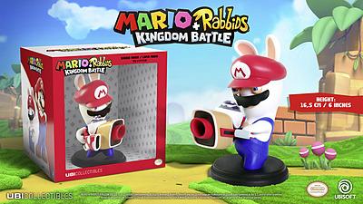 Einfach und sicher online bestellen: Mario + Rabbids Kingdom Battle Figur Mario 15cm in Österreich kaufen.