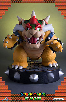 Einfach und sicher online bestellen: Super Mario Statue Bowser in Österreich kaufen.