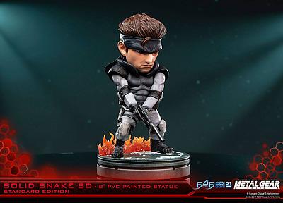 Einfach und sicher online bestellen: Metal Gear Solid PVC Statue Solid Snake in Österreich kaufen.