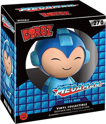 Einfach und sicher online bestellen: Mega Man Sugar Dorbz Vinyl Figur Mega Man in Österreich kaufen.