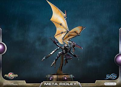 Einfach und sicher online bestellen: Metroid Prime Statue Meta Ridley in Österreich kaufen.
