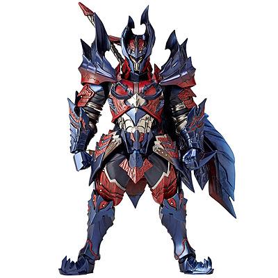 Einfach und sicher online bestellen: Monster Hunter X Actionfigur Male Swordsman in Österreich kaufen.