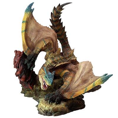 Einfach und sicher online bestellen: Monster Hunter PVC Statue Tigrex Resell in Österreich kaufen.
