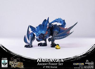Einfach und sicher online bestellen: Monster Hunter Statue Nargacuga in Österreich kaufen.