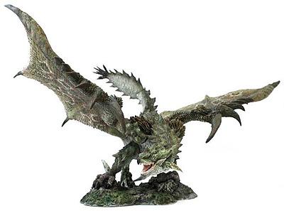 Einfach und sicher online bestellen: Monster Hunter PVC Statue Rathian in Österreich kaufen.
