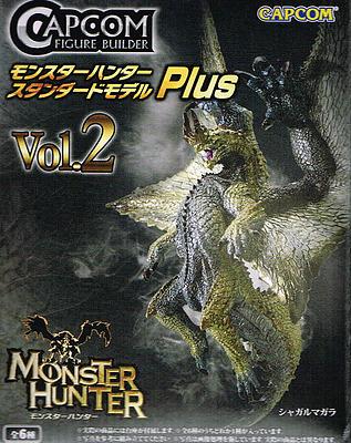 Einfach und sicher online bestellen: Monster Hunter Vol.2-10 Sammelfigur in Österreich kaufen.