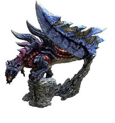 Einfach und sicher online bestellen: Monster Hunter PVC Statue Wyvern Glavenus in Österreich kaufen.