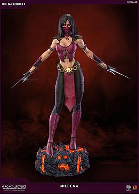 Einfach und sicher online bestellen: Mortal Kombat X Statue Mileena 1/3 in Österreich kaufen.