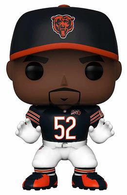 Einfach und sicher online bestellen: NFL POP! Football Khalil Mack (Bears) in Österreich kaufen.