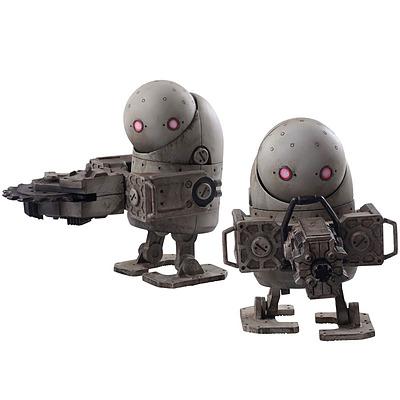 Einfach und sicher online bestellen: NieR Automata Actionfiguren Maschine Lifeforms in Österreich kaufen.