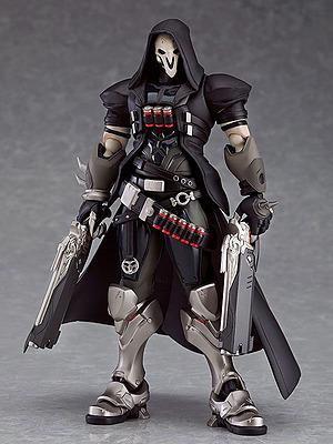 Einfach und sicher online bestellen: Overwatch Figma Actionfigur Reaper in Österreich kaufen.