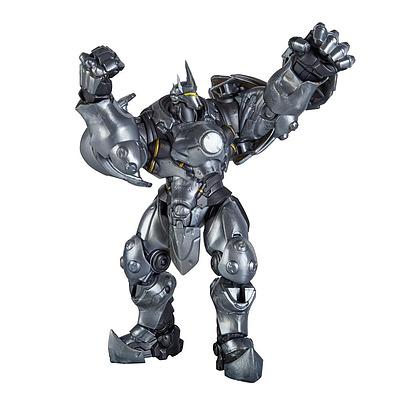 Einfach und sicher online bestellen: Overwatch Actionfigur Reinhardt in Österreich kaufen.