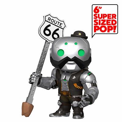 Einfach und sicher online bestellen: Overwatch Super Sized POP! Vinyl Figur B.O.B in Österreich kaufen.