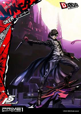 Einfach und sicher online bestellen: Persona 5 Statue Protagonist Joker in Österreich kaufen.
