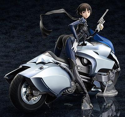 Einfach und sicher online bestellen: Persona 5 PVC Statue Makoto Niijima Phantom Thief in Österreich kaufen.