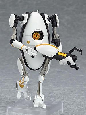 Einfach und sicher online bestellen: Portal 2 Nendoroid Actionfigur P-Body in Österreich kaufen.