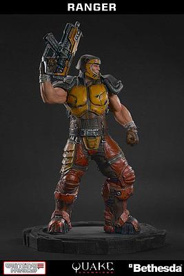 Einfach und sicher online bestellen: Quake Champions Statue 1/6 Ranger in Österreich kaufen.