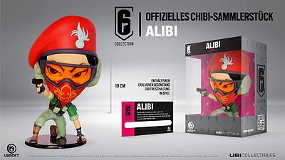 Einfach und sicher online bestellen: Six Collection Vinyl Figur Alibi in Österreich kaufen.