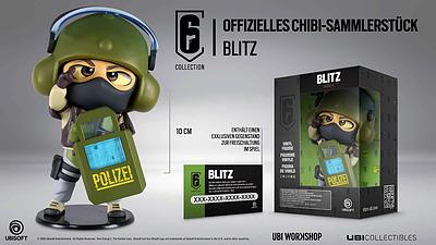 Einfach und sicher online bestellen: Six Collection Vinyl Figur Blitz in Österreich kaufen.