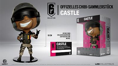 Einfach und sicher online bestellen: Six Collection Vinyl Figur Castle in Österreich kaufen.