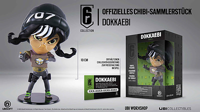 Einfach und sicher online bestellen: Six Collection Vinyl Figur Dokkaebi in Österreich kaufen.