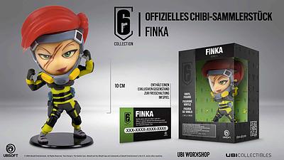 Einfach und sicher online bestellen: Six Collection Vinyl Figur Finka in Österreich kaufen.